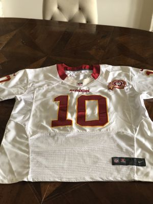 Authentic Robert Griffin III Jersey for Sale in Bethesda, MD