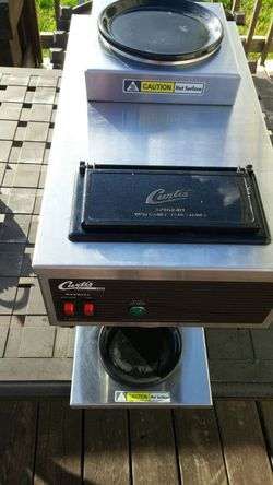 Panini grill high quality paid over $1,500 Thumbnail