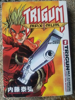 Trigun Comic Book for Sale in Fairfax, VA