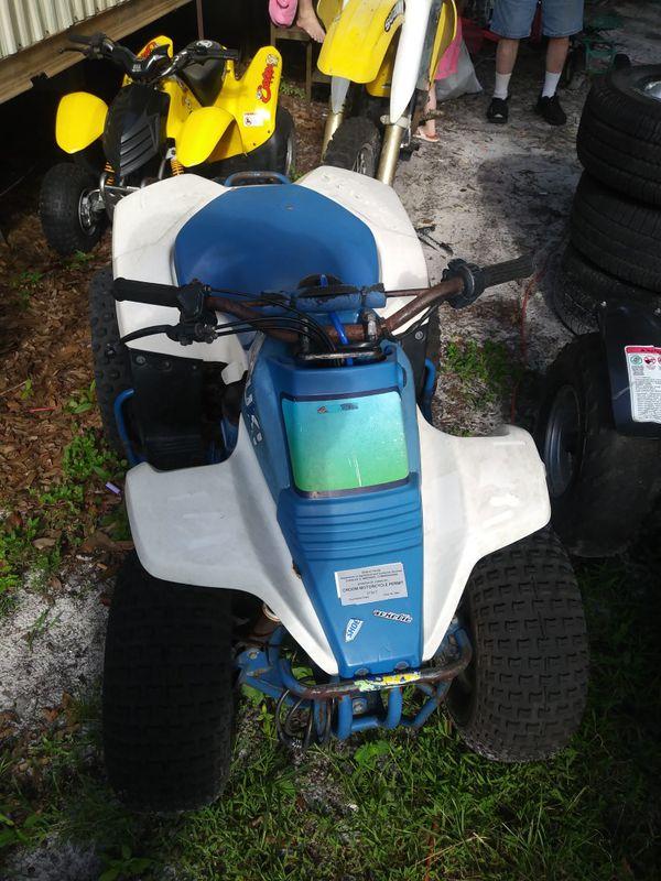 SUZUKI LT80 2 STROKE for Sale in Plant City, FL - OfferUp