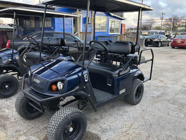 2017 Golf Cart Ez Go Expre Like New