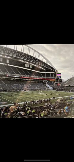 Multiple Seahawks Games Available  Thumbnail