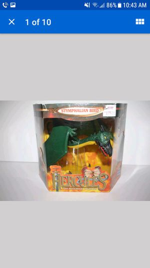 Hercules Legendary Journey Stymphalian Bird Monster Action Figure for Sale in Kissimmee, FL