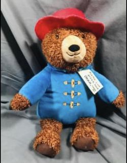 Paddington Bear Plush Toy New Thumbnail