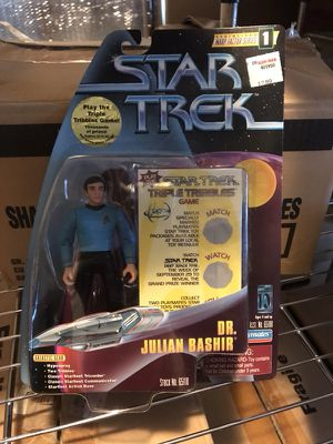 Star Trek action figure $5 each for Sale in Phoenix, AZ