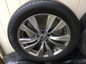 2011 Infiniti M37x wheels for Sale in Hanover, MD