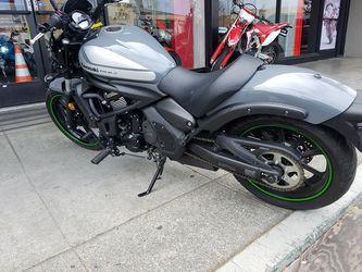 2018 KAWASAKI EN650 ABS  Clean Title Motorcycle 5,998 Miles Thumbnail