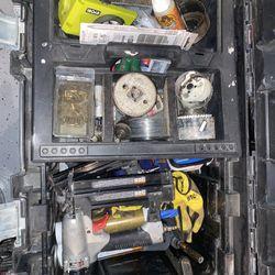 Tools And Tool Box  Thumbnail