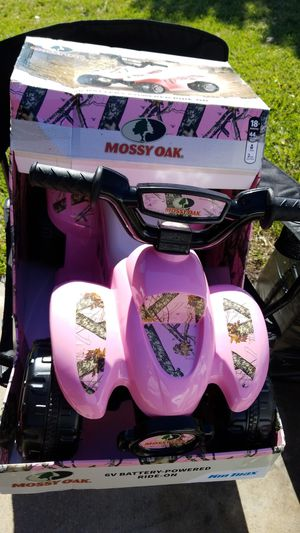 Girl's ride on for Sale in Hutto, TX