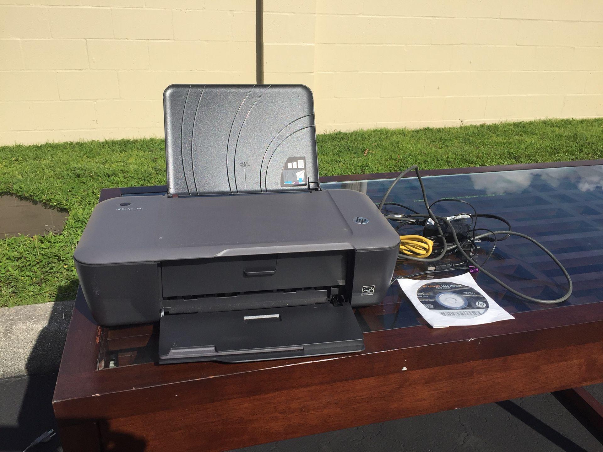 Printer deskjet hp