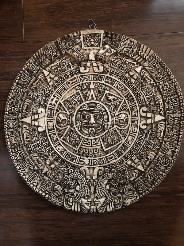 Large Mayan Calendar Mexico For Sale In Manassas Va Offerup