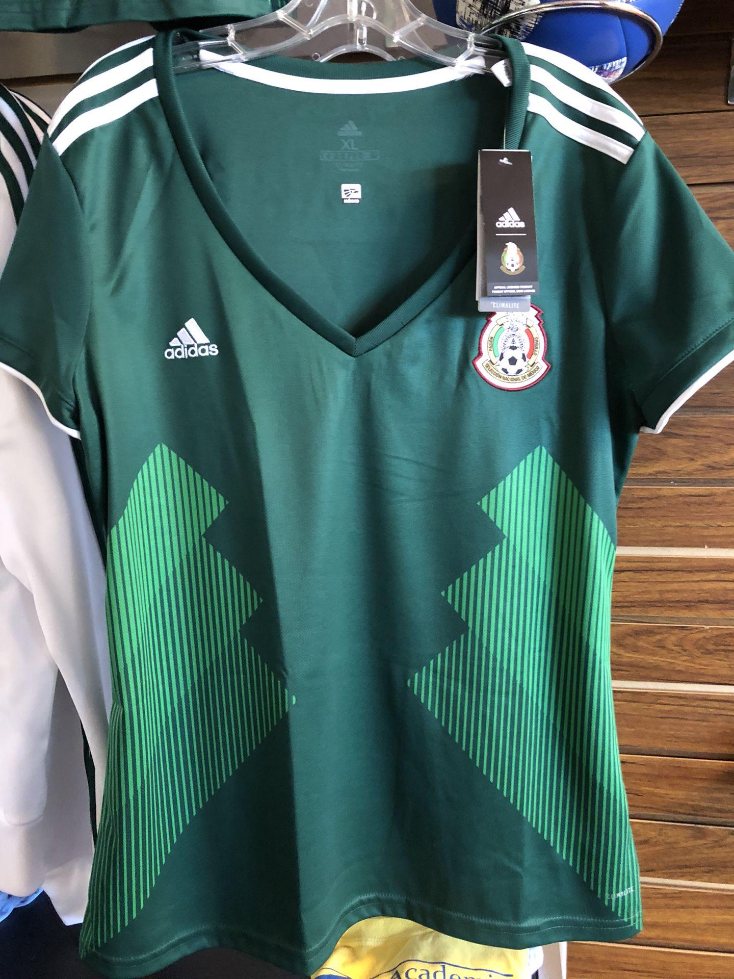 Original Mexico Women's Jersey for Sale in Dallas, TX - OfferUp