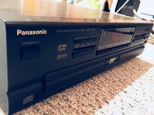 Panasonic DVD / VCD / CD Player 5-disc exchanger for Sale in Silver Spring, MD