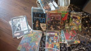 Old Comic Books !!! Over 100 of them :) for Sale in Salt Lake City, UT