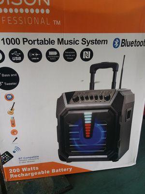 """Portable Bluetooth Speaker"" for Sale in Orlando, FL"
