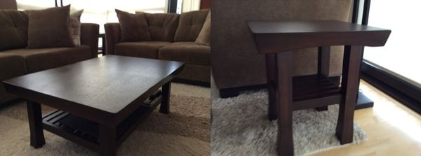 World Market Hako Coffee And End Table For Sale In Park Ridge Il Offerup