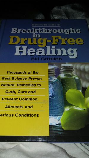 Natural remedies book for Sale in Rockville, MD