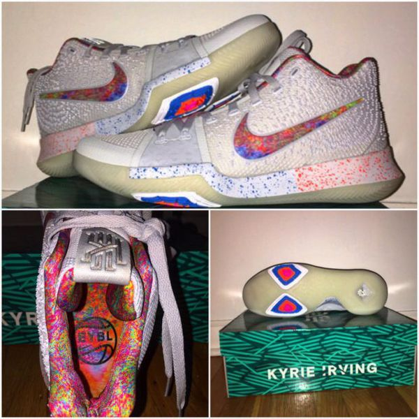 59394fb39282 Kyrie 3 Promo EYBL for Sale in San Fernando