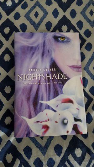 Nightshade for Sale in Hyattsville, MD