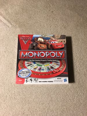 Monopoly board game for kids 5+ for Sale in Redmond, WA