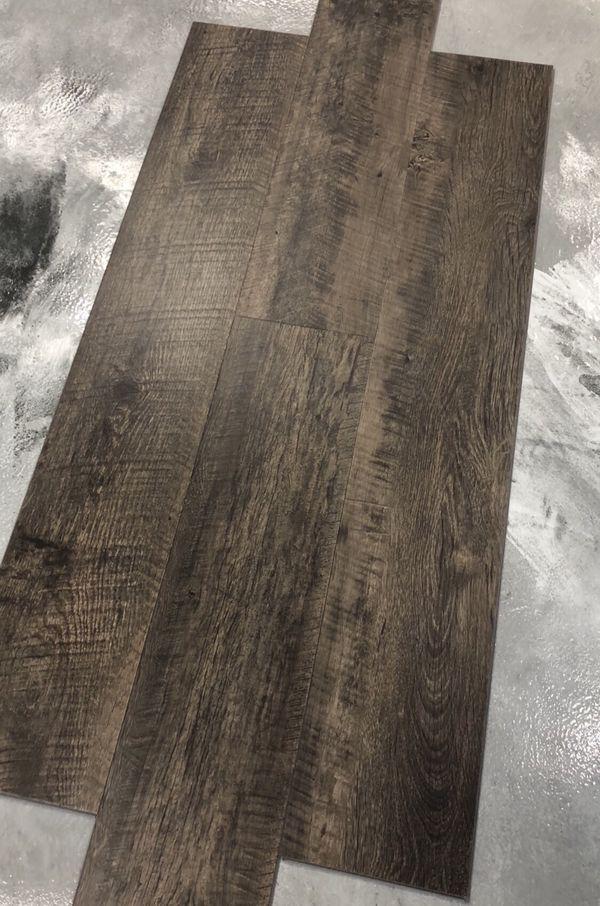 Wood Look Vinyl Flooring 8x48 Island Oak Vct Waterproof 1 99 Sq Ft