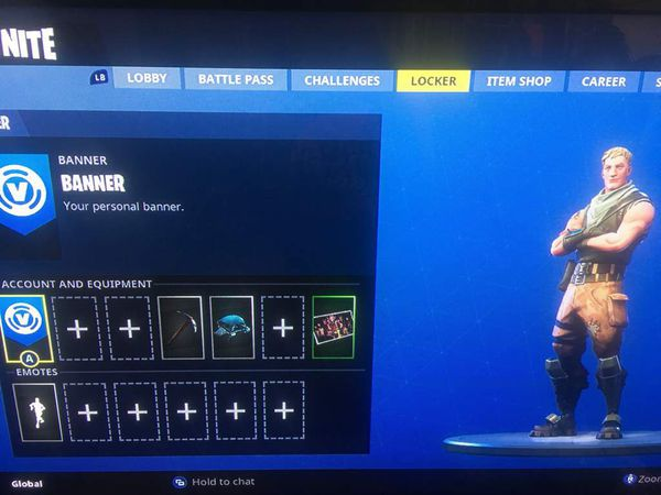 Fresh Default Fortnite Account for Sale in Charleroi, PA - OfferUp