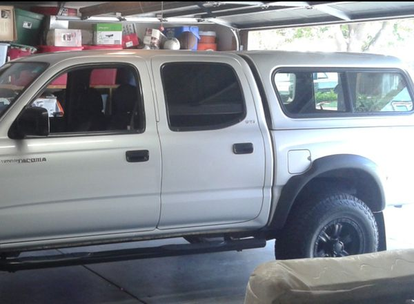 Toyota Tacoma Camper Shell For Sale >> 1st Gen Toyota Tacoma Camper Shell For Sale In Fresno Ca Offerup