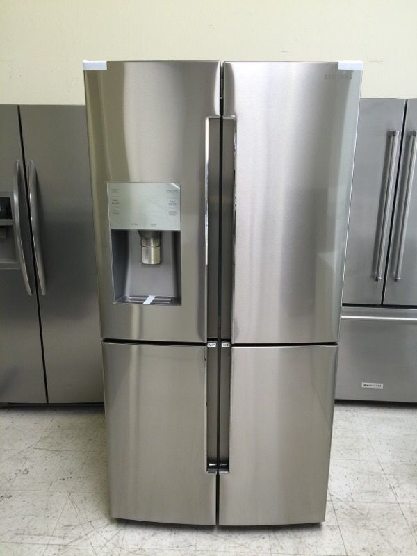 Samsung 32 Cu Ft 4 Door Flex French Door Refrigerator For Sale In