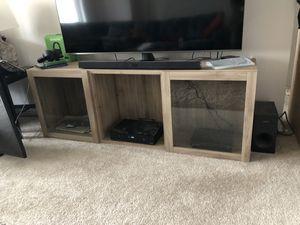 70in TV Stand for Sale in Arlington, VA