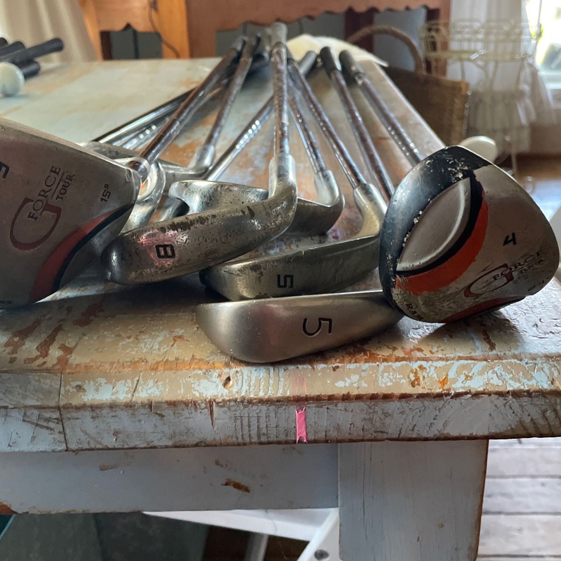 Full Set Of Right Handed Clubs Will Do Trades