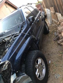 2000 Jeep 4x4 Thumbnail