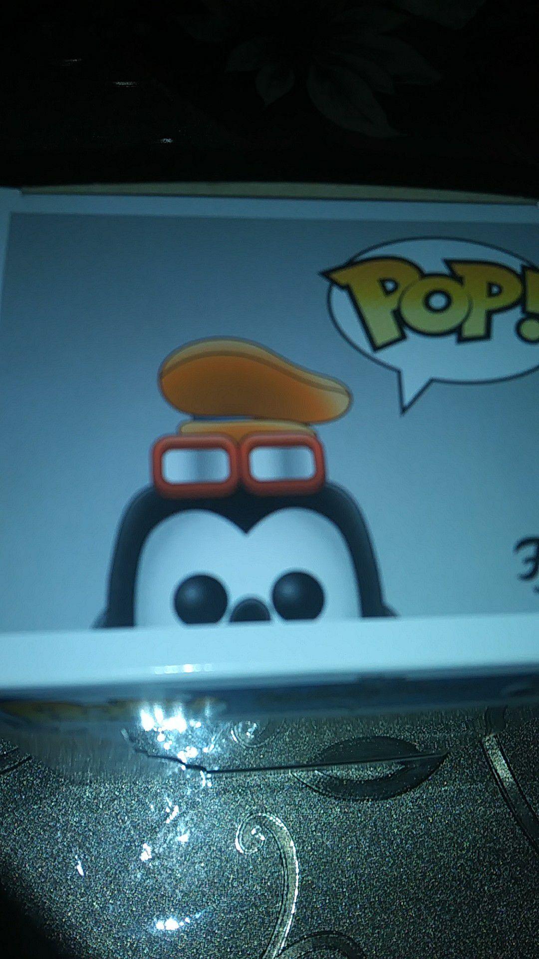 Kingdom Hearts II Pop Goofy Vinyl Figure