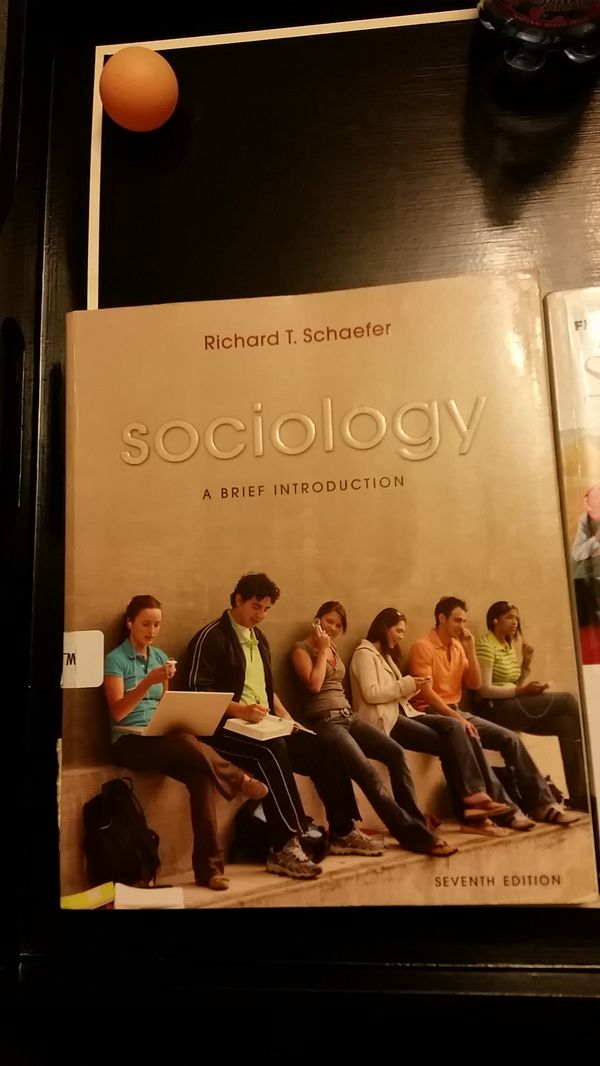 Thirty readings in introductory sociology textbook for Sale in Berwyn, IL -  OfferUp