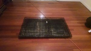 "Extra large 48"" folding dog crate for Sale in Baltimore, MD"