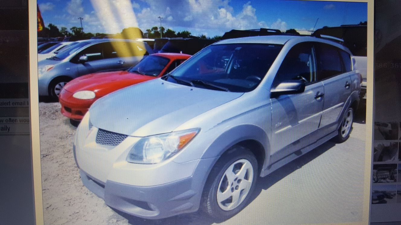 2004 Pontiac Vibe Matrix