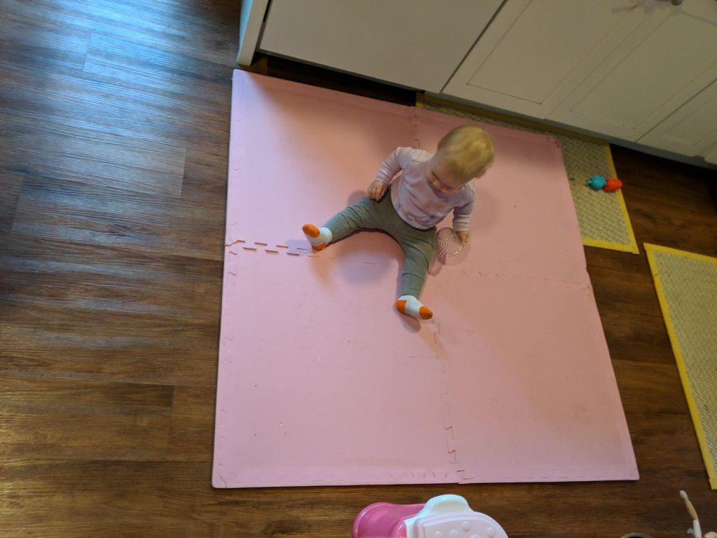 Kids Floor Pad
