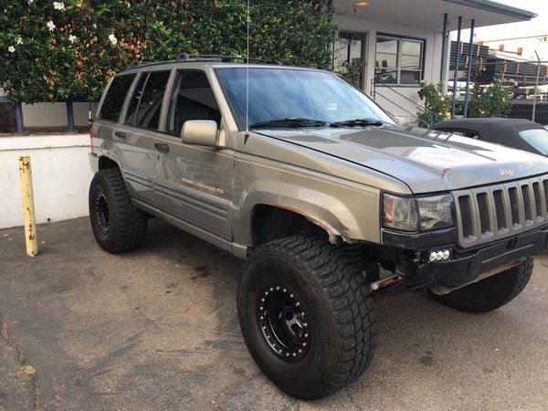 1998 Grand Cherokee Limited For Sale In San Diego Ca Offerup