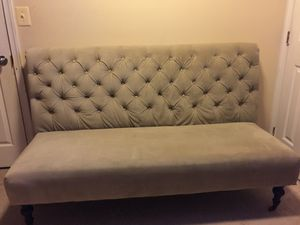 Tufted Bench/Loveseat for Sale in Silver Spring, MD