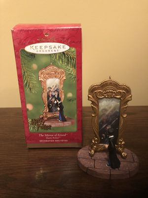 Hallmark Harry Potter 2001 Mirror of Erised Ornament for Sale in Sully Station, VA