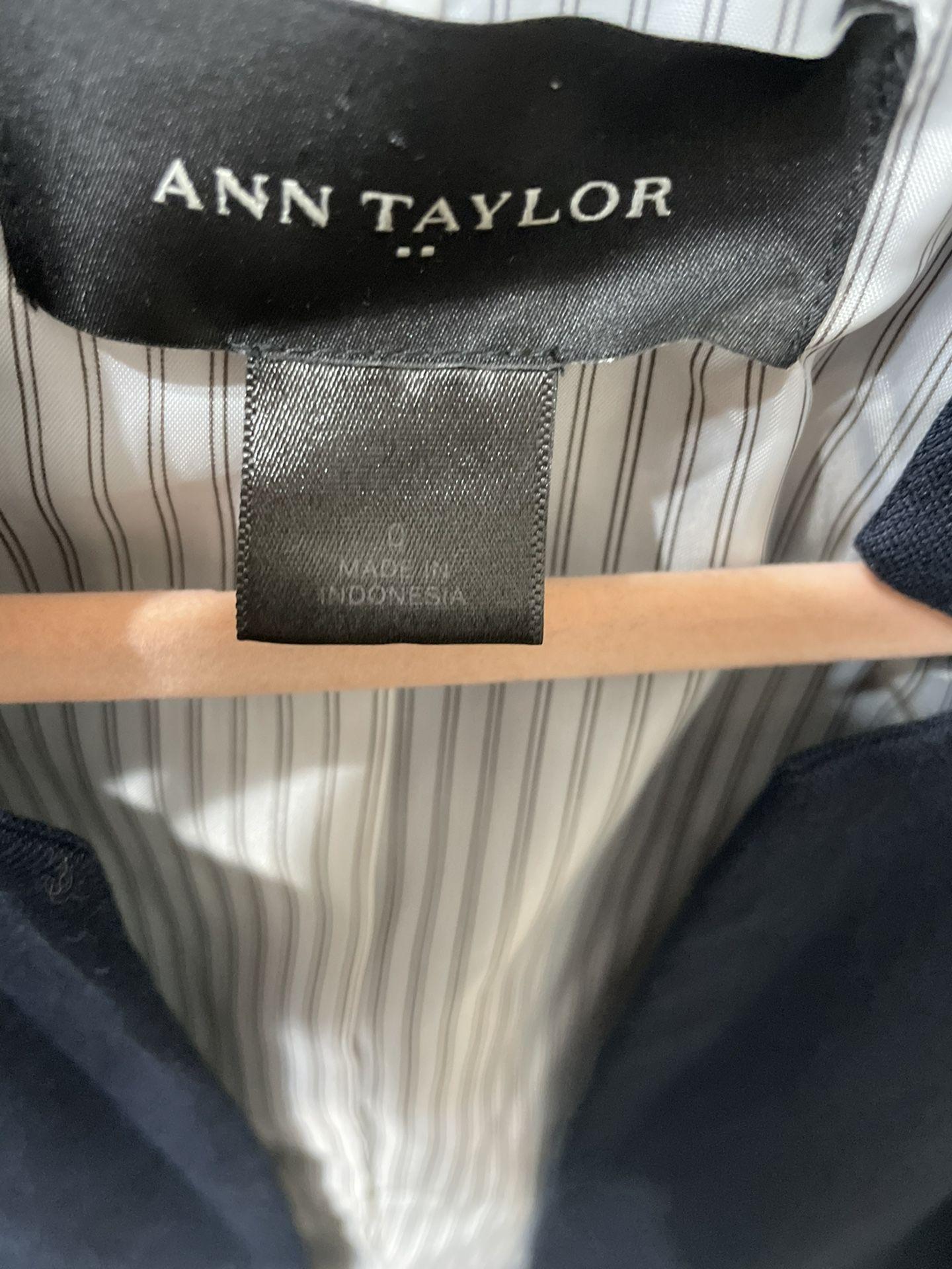 Anne Taylor Size 0