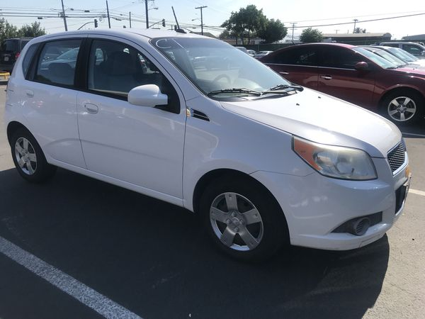2010 Chevrolet Aveo Hatchback Cars Trucks In Los Angeles Ca