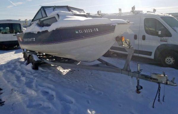 Star craft fishing boat