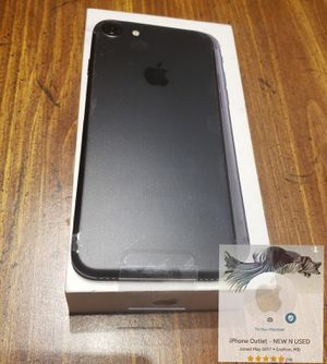 APPLE iPhone 7 〰️⚡NEW⚡〰️ 128GB❗〰️ Never Used 〰️ Factory Unlocked 〰️❄Excellent ☃️Christmas ❄Gift☃️ for Sale in Crofton, MD
