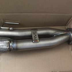 Rv6 Performance Downpipes And J Pipe  Thumbnail