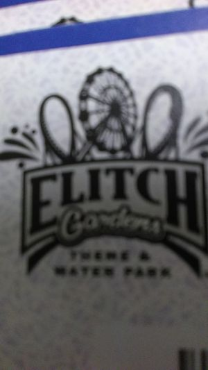 Elitch gardens extra day passes for Sale in Denver, CO