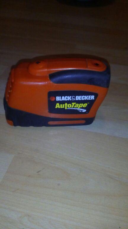 black n decker auto tape