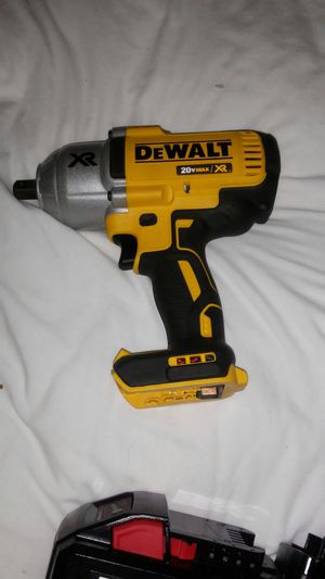 Dewalt XR impact wrench for Sale in Orlando, FL