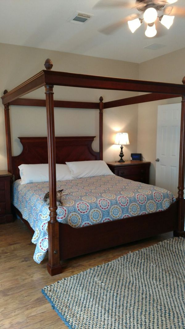 Bassett Chris Madden Collection King Bedroom Suite For In Cypress Tx Offerup