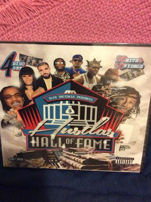Migos Cardi B Drake Kodak Black 3 CDs DVD Music Videos for Sale in San Francisco, CA
