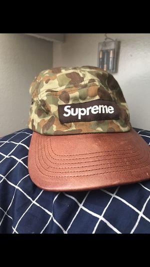 S/S 12 Supreme Camp Cap for Sale in Philadelphia, PA